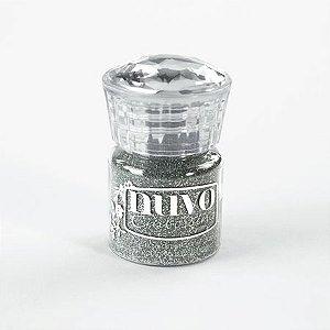 Pó para emboss prata - Nuvo