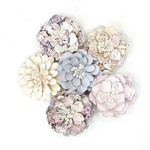 Flores artesanais Emmeline - Coleção Lavender - Prima