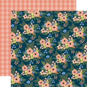 Papel Scrapbook - Flora n. 2 - Primrose Patch - Carta Bella