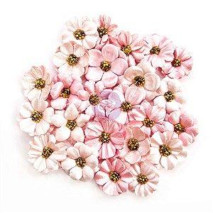 Flores Soft Memories, coleção Amelia Rose, com 24 peças