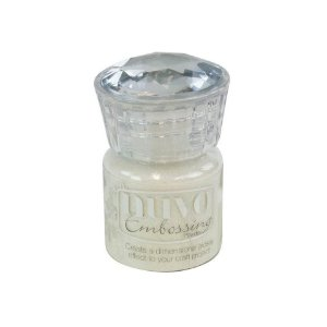 Pó para emboss Shimmering Pearl Pérola 22ml Nuvo