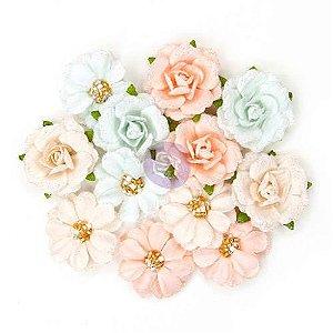 Flores Love Story 631321 Celestielle 12 peças Prima