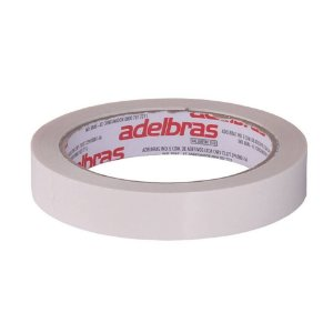 Fita adesiva dupla-face 16mm - Adelbras