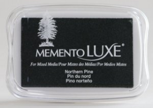 Carimbeira preta Northern Pine - Memento Luxe