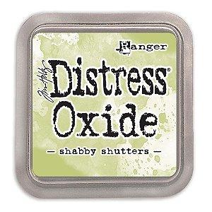 Carimbeira Distress Oxide - Tim Holtz - Ranger - Shabby Shutter