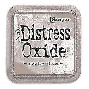 Carimbeira Distress Oxide - Tim Holtz - Ranger - Pumice