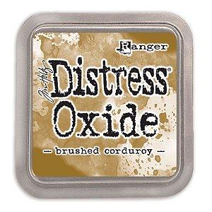 Carimbeira Distress Oxide - Tim Holtz - Ranger - Brushed Corduroy