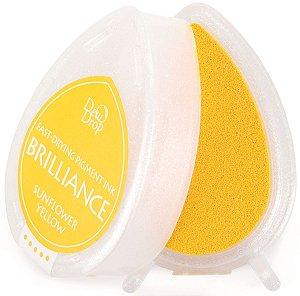 Carimbeira amarela - Brilliance Dew Drop - Sunflower Yellow