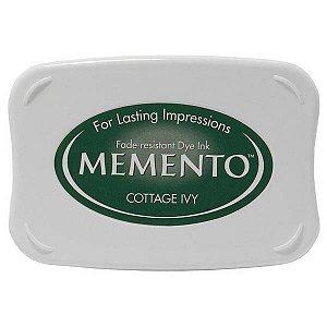 Carimbeira verde escura (Cottage Ivy) Memento