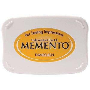 Carimbeira amarela (Dandelion)  Memento