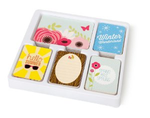 Kit de cards - Core Kit - All Seasons - Project Life