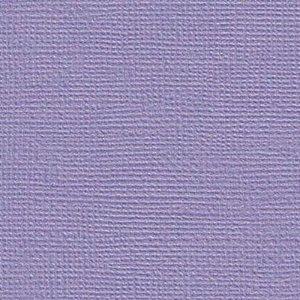 Papel de Scrapbook 30,5x30,5 cm - Cardstock  - Lavanda - Lilás -  Toke e Crie