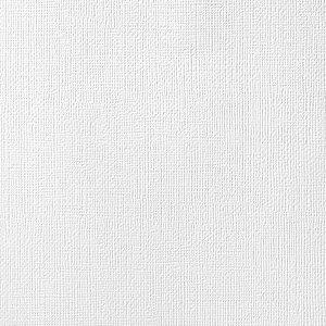 Papel de Scrapbook 30,5x30,5 cm - Cardstock  - Branco - American Crafts