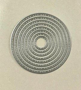 Kit de facas de corte Círculos - Sunlit