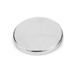 Imã de neodímio 10 x 1,5mm - Importado