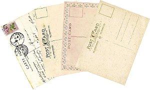 Kit de Postais Linha Minhas Memórias - Dany Peres