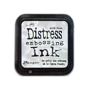 Carimbeira Distress Embossing Ink - Ranger