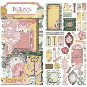 Die Cuts Sunshine Bliss Noteworthy - Bobunny