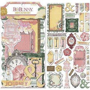 Die Cuts Sunshine Bliss Noteworthy - Bobunny