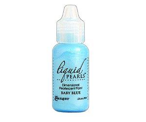 Liquid Pearl Dimensional - Baby Blue - Ranger