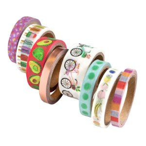 Washi Tape - Stay Sweet Blush Foil  - Amy Tangerine - American Crafts