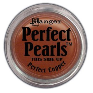 Perfect pearls - Pigmento em pó - Perfect Cooper - Cobre - Ranger