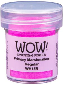 Pó de Emboss - Rosa - Wow - 15ml