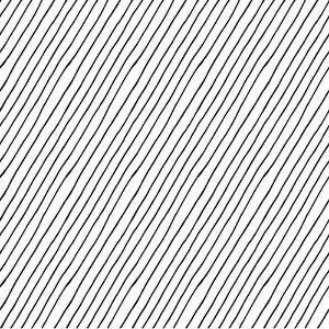 Papel para Scrapbook - Dupla Face -  Hand Draw - Listrado/Striped - Papelero