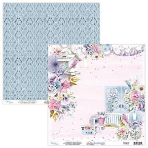 Papel para scrapbook - 30x30 - Dupla Face - Dreamer - MT-DRE-01- Mintay by Karola Witczak