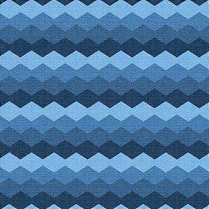 Papel scrapbook 30x30 My Winter - Azul - My Memories Crafts