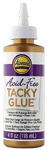 Cola Tacky glue - Aleene`s 118ml - Acid Free