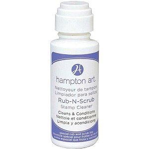 Solução para limpeza de carimbos (stamp cleaner)  59 ml - Hampton Art