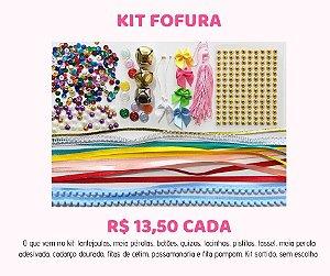 Kit Fofuras - Apliques Diversos