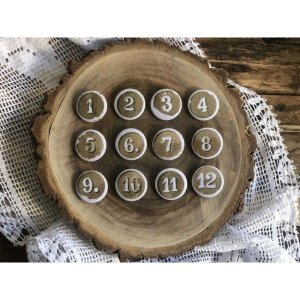 Bottons mensário - Carina Sartor