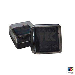 Almofada para carimbo preta - Toke e Crie