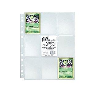 Refil plástico cards - Pocket Letters - Yes Brasil