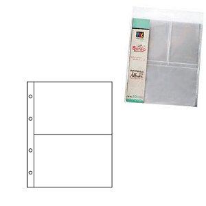 Refil plástico para álbum pequeno Scrap Momentos - Design 2 - Toke e Crie