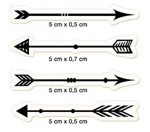 Carimbos Flechas CLP-113 - Litoarte