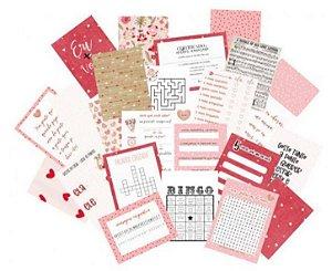 Kit de cards Sweet Love - Dany Peres