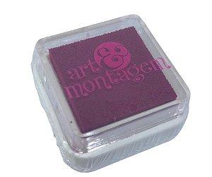 Almofada mini carimbeira Pink INK002-11 - Art Montagem