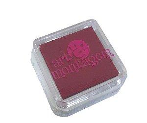 Almofada mini carimbeira Vermelho INK002-7 - Art Montagem