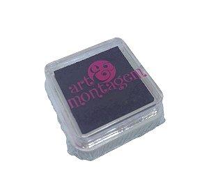 Almofada mini carimbeira Roxo INK002-9 - Art Montagem