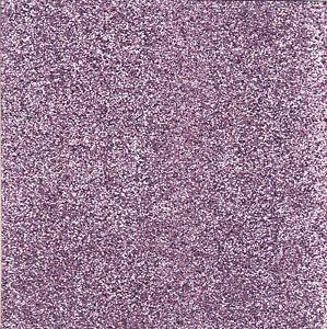 Papel  puro glitter  - Lilás - Bubblegum - American Crafts