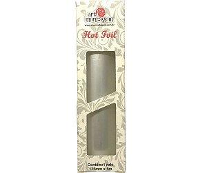 Rolo de Foil cor Prata - Art & Montagem