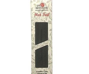 Rolo de Foil cor Preto - Art & Montagem