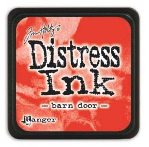 Carimbeira Distress Ink - Barn Door  - Ranger