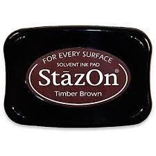 Carimbeira marrom (Timber Brown) - Stazon