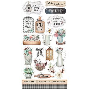 Die cuts LDC-021 -  Country - Litoarte