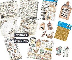 Kit completo coleção Country  - Litoarte