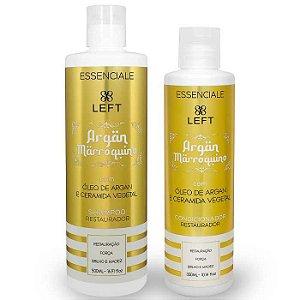Mini Pack de Shampoo e Condicionador Argan Marroquino Essenciale (2 itens)